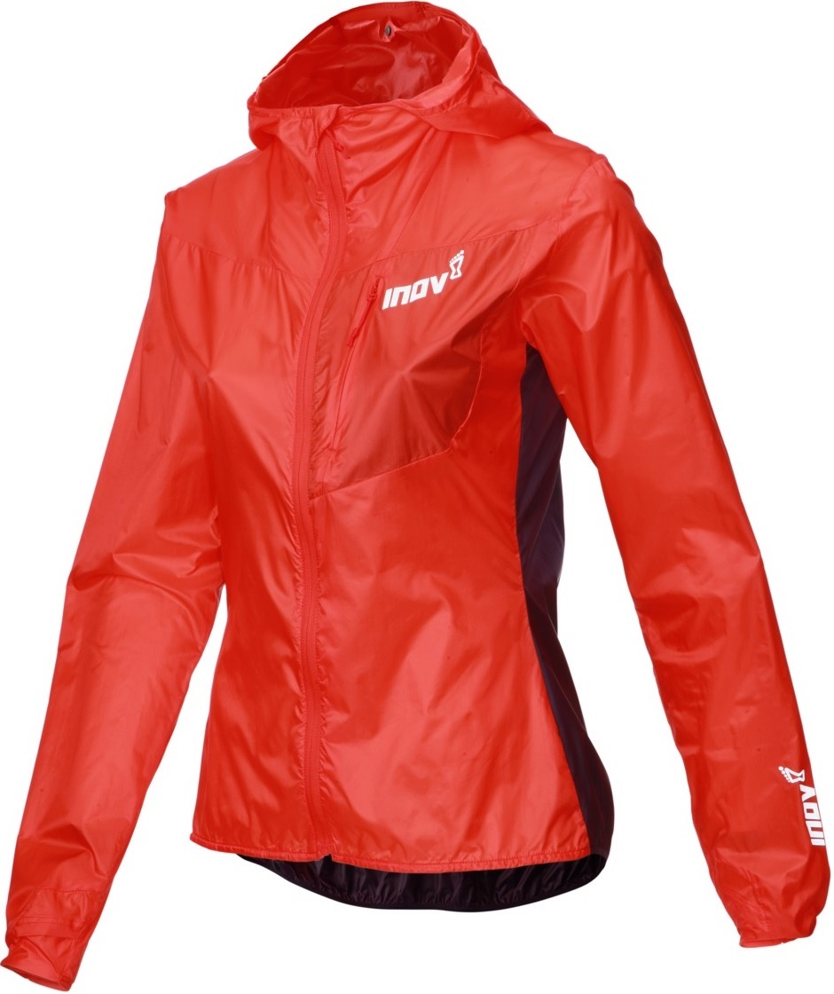 Hooded jacket INOV-8 INOV-8 WINDSHELL FZ Jacket