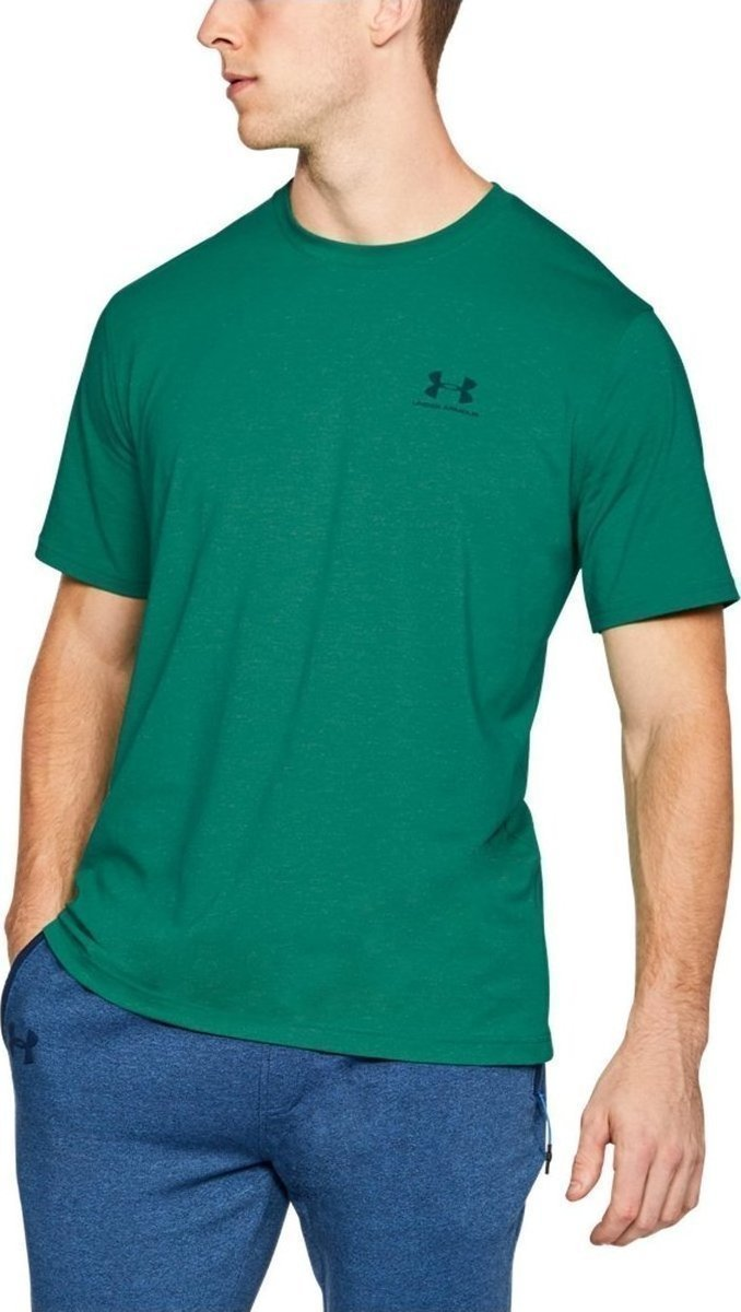 T-shirt Under Armour Under Armour CC Left Chest Lockup