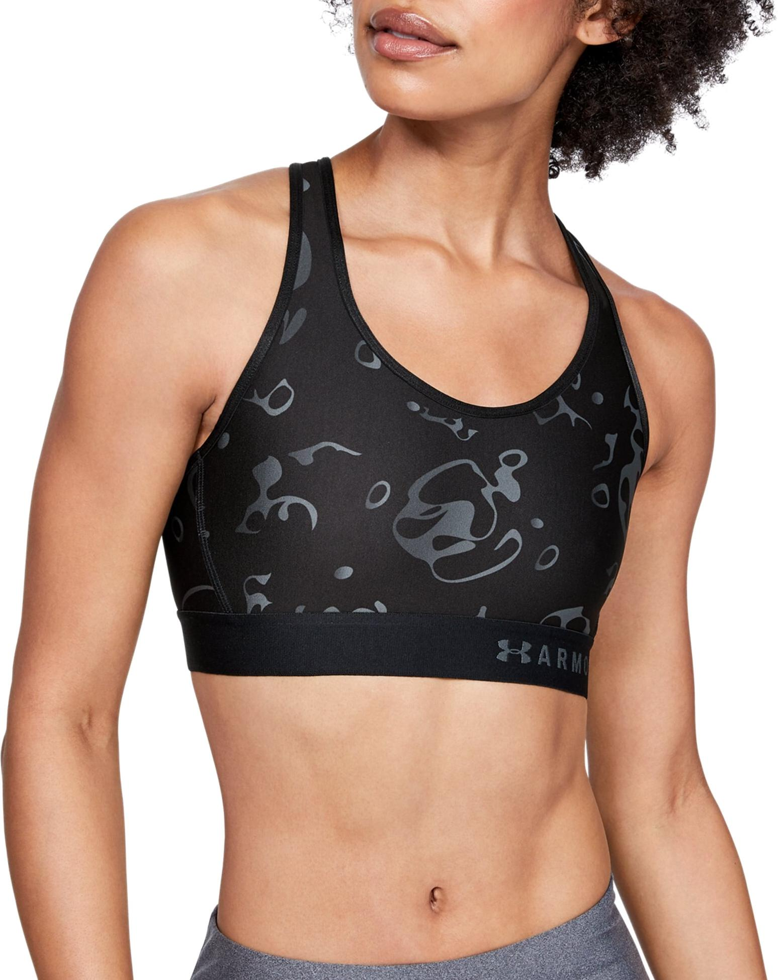 Bra Under Armour Armour Mid Keyhole Print