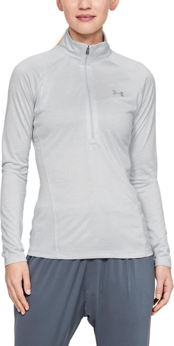 Long-sleeve T-shirt Under Armour Tech 1/2 Zip - Twist
