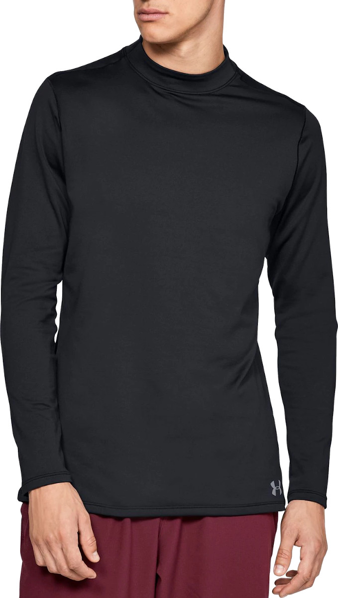 Long-sleeve T-shirt Under Armour UA CG Armour Mock Fitted