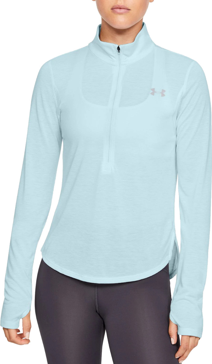 Long-sleeve T-shirt Under Armour UA Streaker 2.0 Half Zip