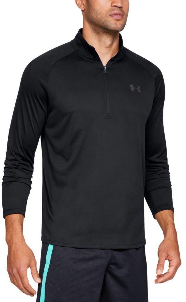 peine Precioso tolerancia  Long-sleeve T-shirt Under Armour UA Tech 2.0 1/2 Zip - Top4Running.com