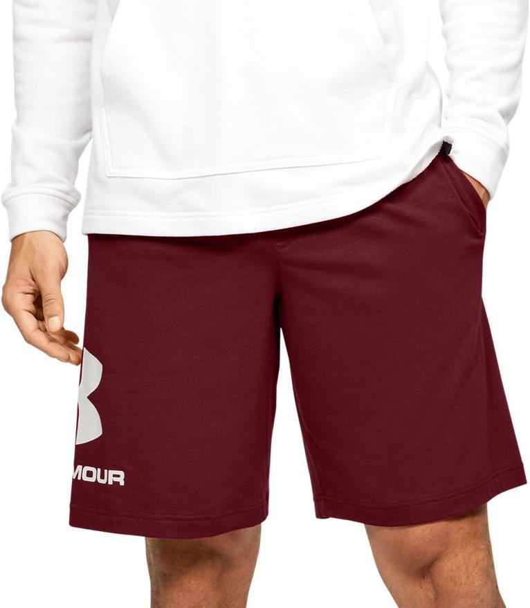 Shorts Under Armour SPORTSTYLE COTTON GRAPHIC SHORT