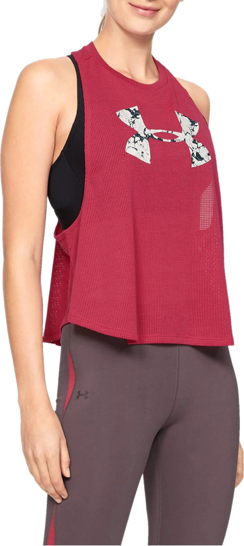 Tank top Under Armour MESH AROUND TANK