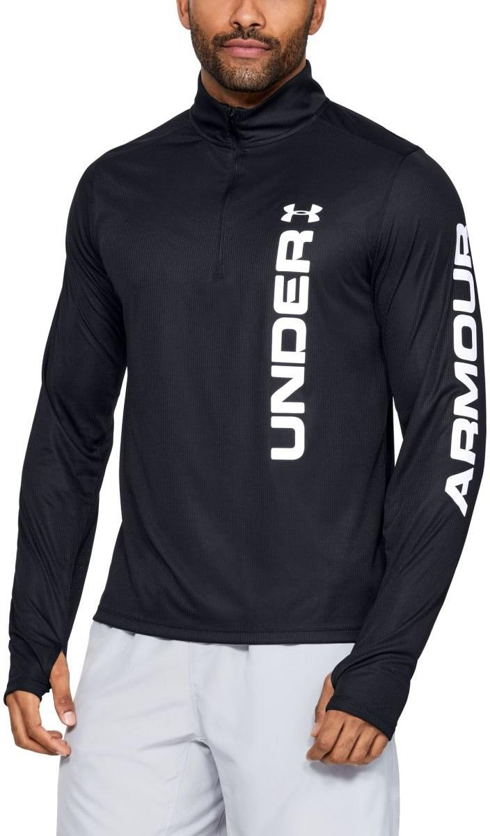 Long-sleeve T-shirt Under Armour UA SPEED STRIDE SPLIT 1/4 ZIP