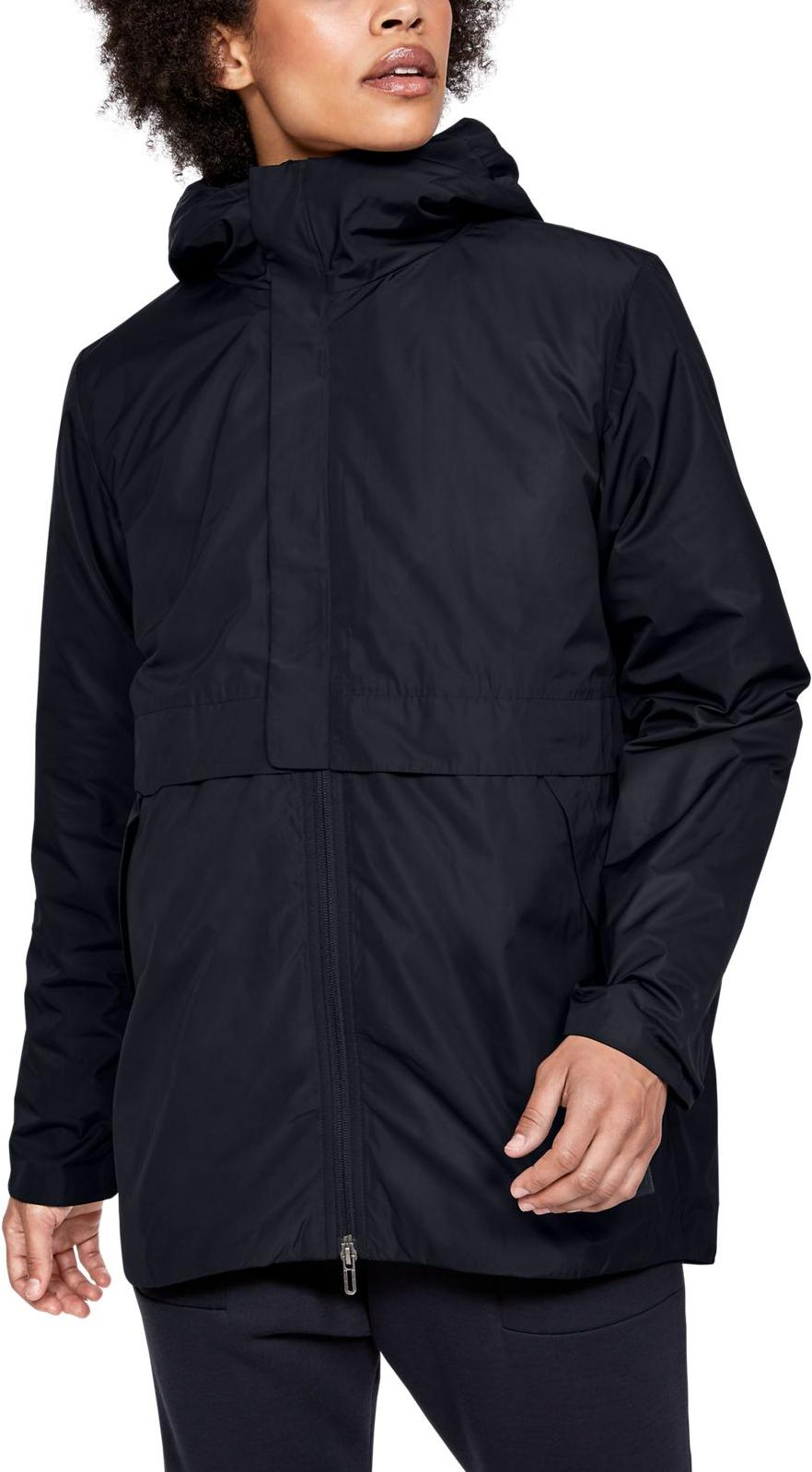 Hooded jacket Under Armour CG Reactor Perpetual 3-in-1-BLK