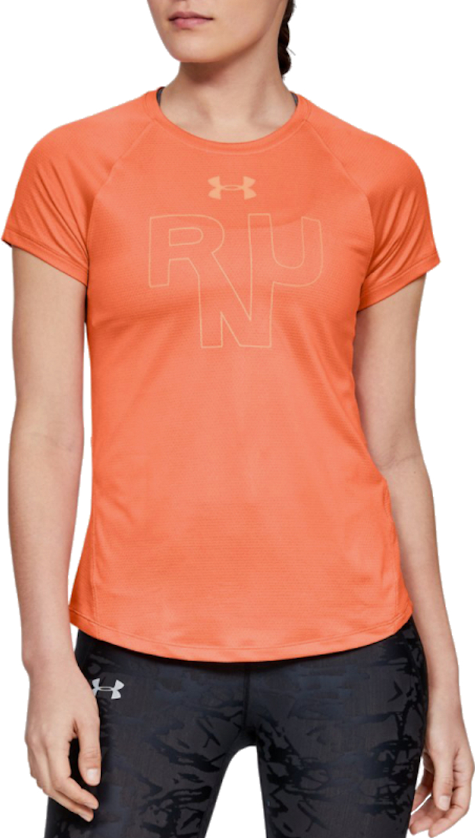 T-shirt Under Armour UA Qualifier RUN Short Sleeve