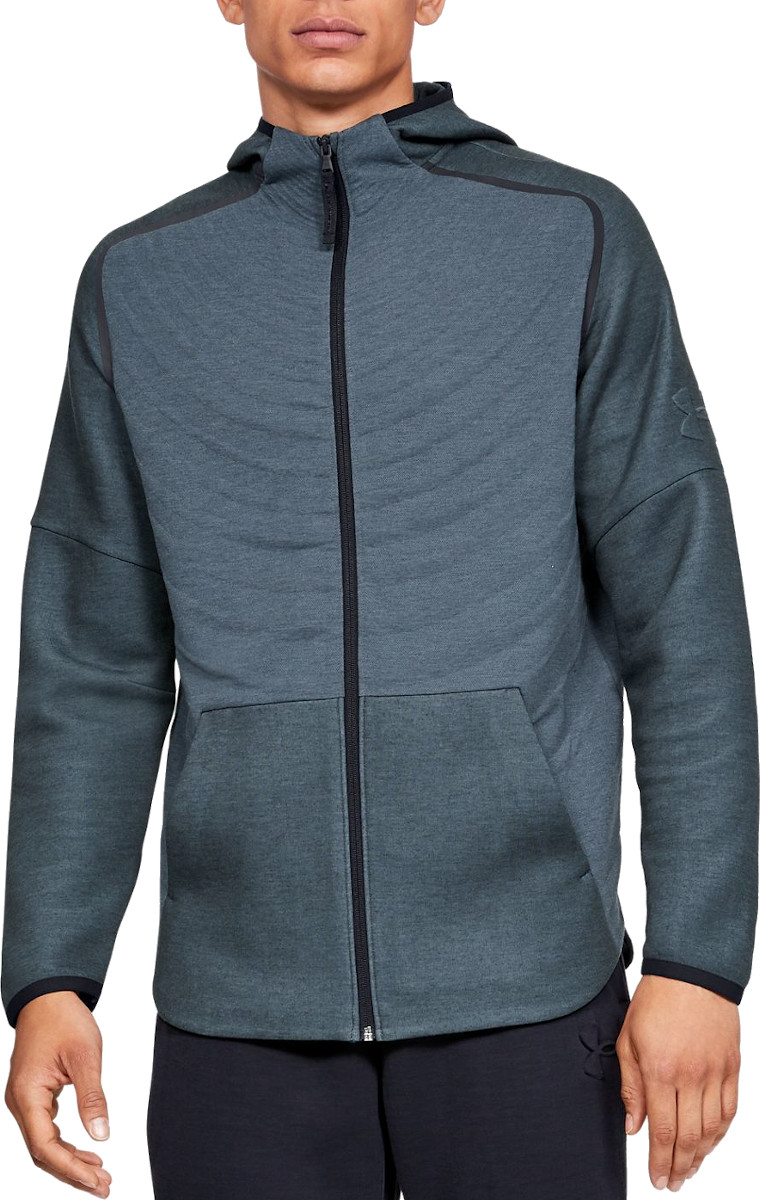 Hooded sweatshirt Under Armour MOVE LIGHT RADIAL FZ