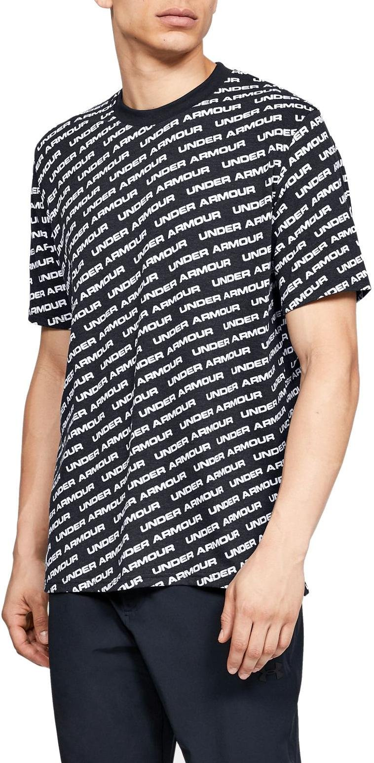 T-shirt Under Armour UNSTOPPABLE WORDMARK TEE