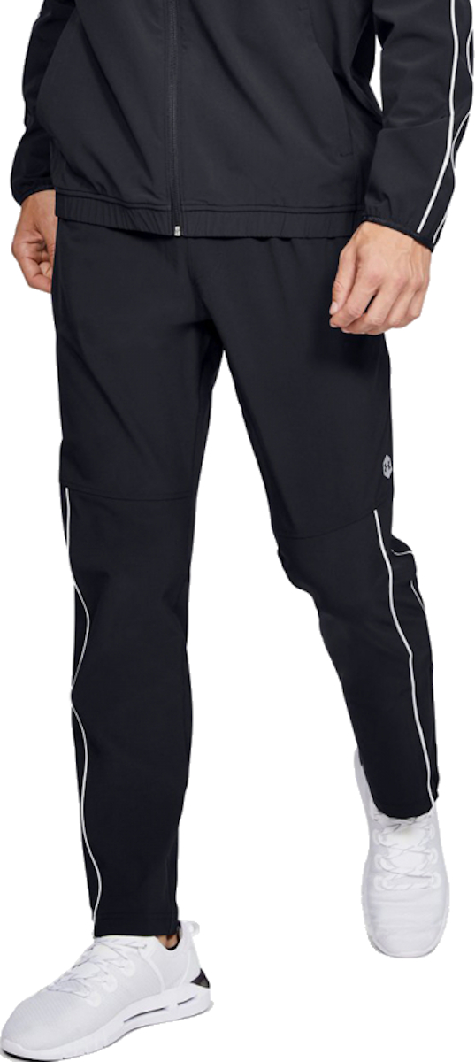 Pants Under Armour Athlete Recovery Woven Warm Up Bottom