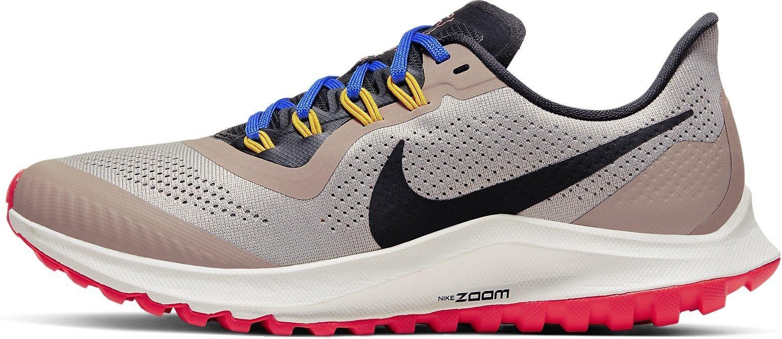 zapatillas de trail running de mujer air zoom pegasus 36 trail nike